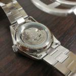 【夏の】就活用に腕時計を買いました。【インターンシップ】